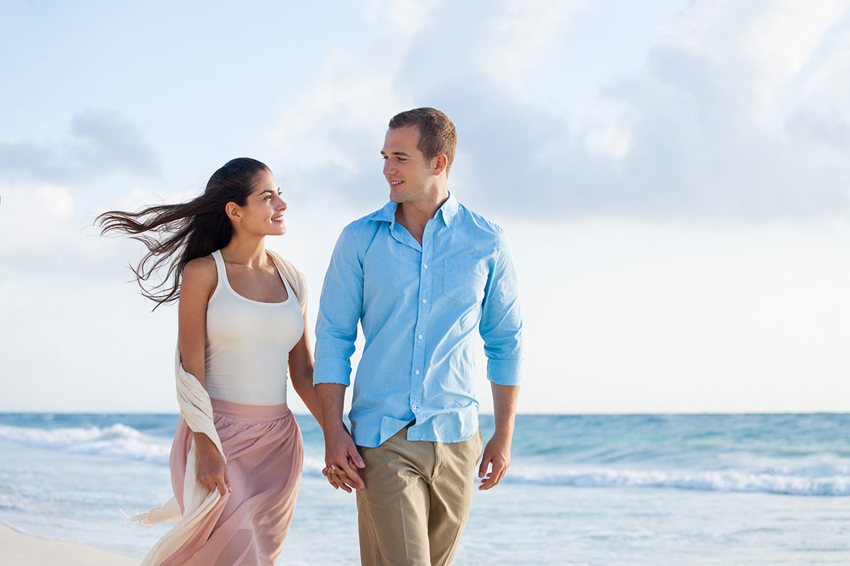 Getting Romantic in Cancun