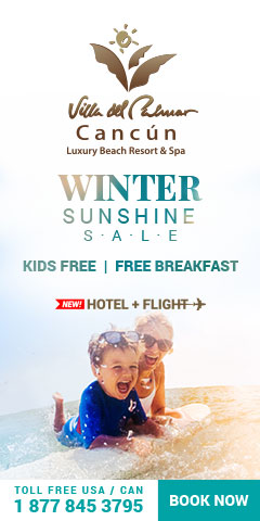 Winter Sunshine Sale Cancún