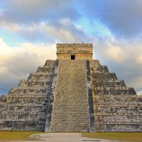Cancun's Mayan Winter Solstice