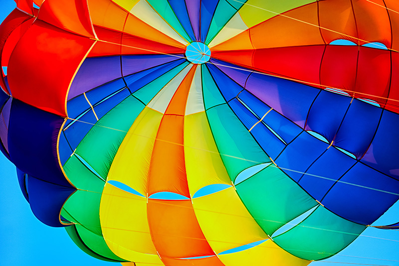 Experience parasailing for yourself