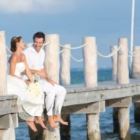 Romantic Photos at Villa del Palmar Cancun