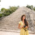 Visit Remarkable Coba Archaeological Site Near Cancun