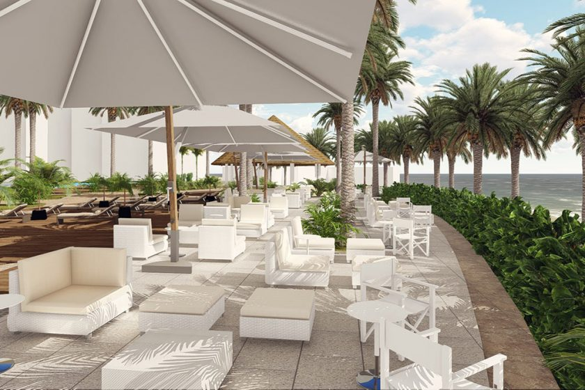 Enjoy Chic New Outdoor Venue Zak Lounge