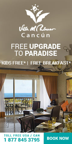 Free upgrade to paradise