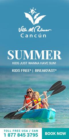 Summer Sale Villa del Palmar Cancún