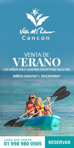 Venta de Verano Villa del Palmar Cancún