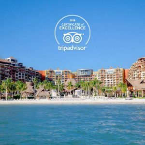 Villa del Palmar Cancun receives 2018 TripAdvisor Certificate of Excellence