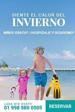 Venta de Invierno Villa del Palmar Cancún
