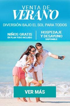 Venta especial de Verano Villa del Palmar Cancún