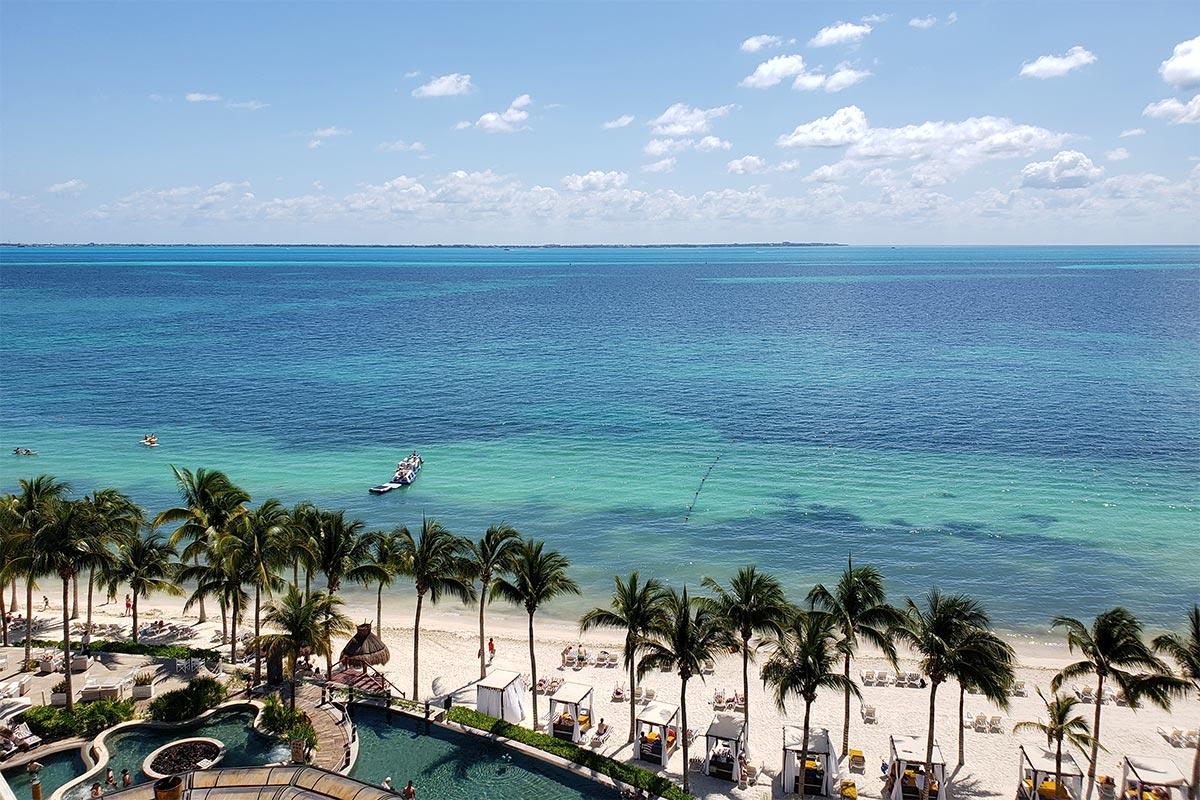 Sargassum Monitoring Cancun Beaches Without Sargassum Blog