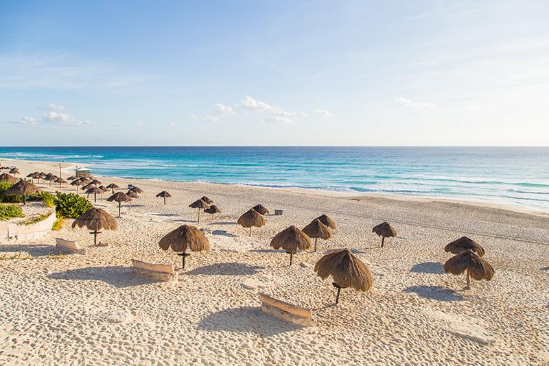The Best Beaches in Cancun
