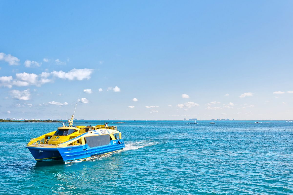 Ferry Ultramar - Isla Mujeres