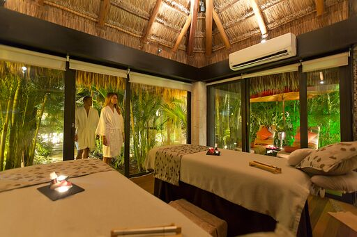 Couples Massages at Village Spa