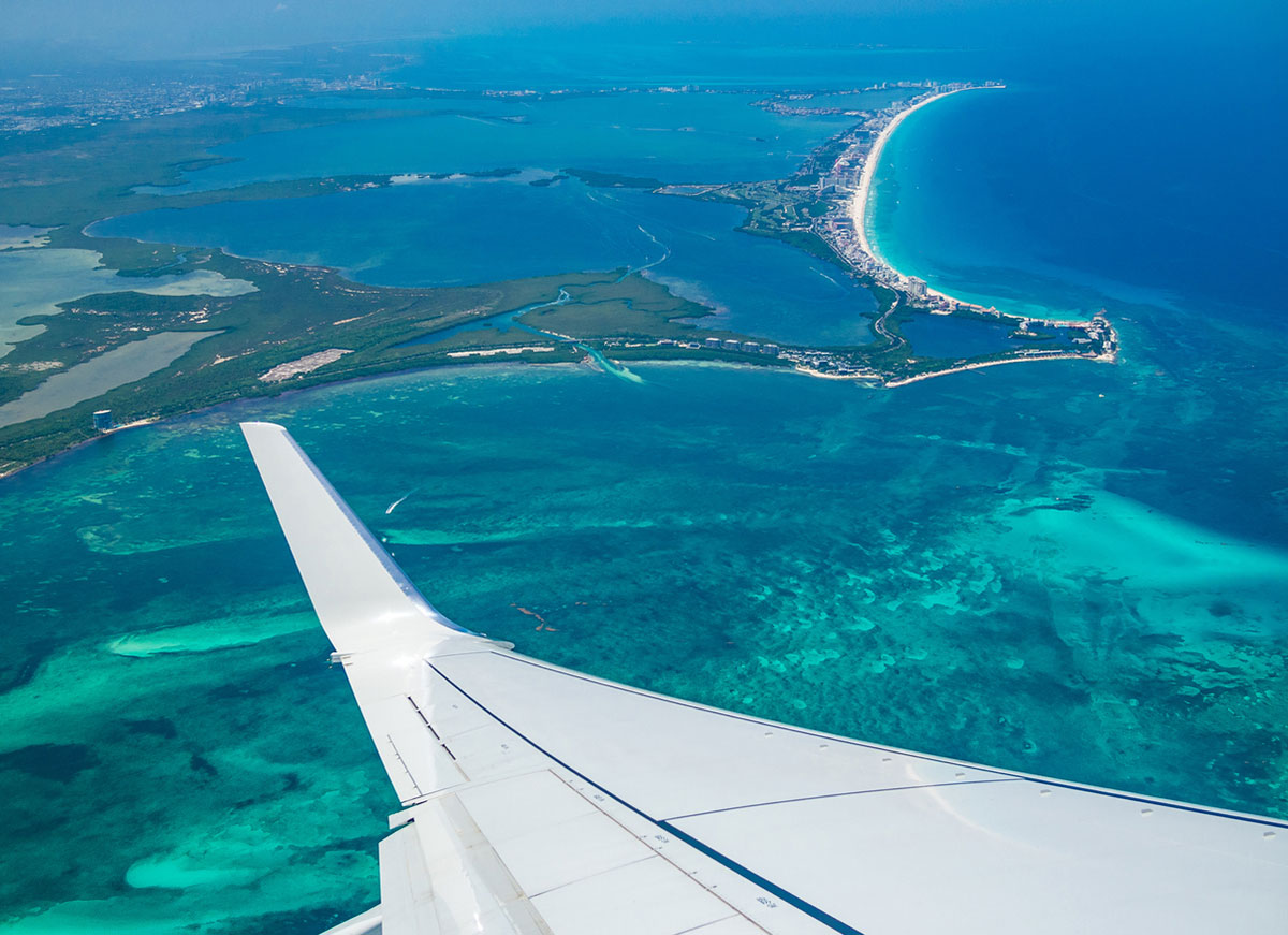 Airlines to Cancun