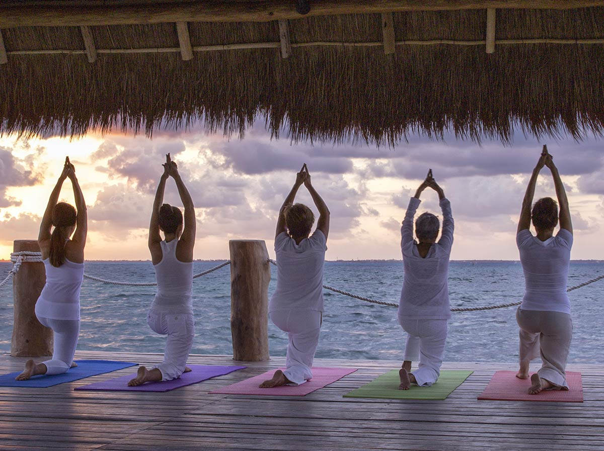 October Wellness 2020 at Villa del Palmar Cancun