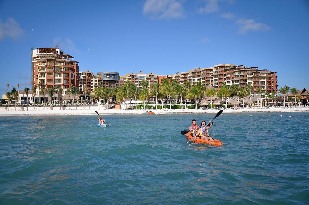 Kayak at Villa del Palmar Cancun