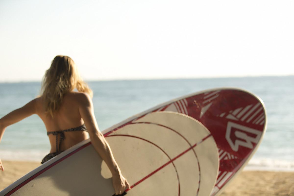Paddleboard at Villa del Palmar Cancun