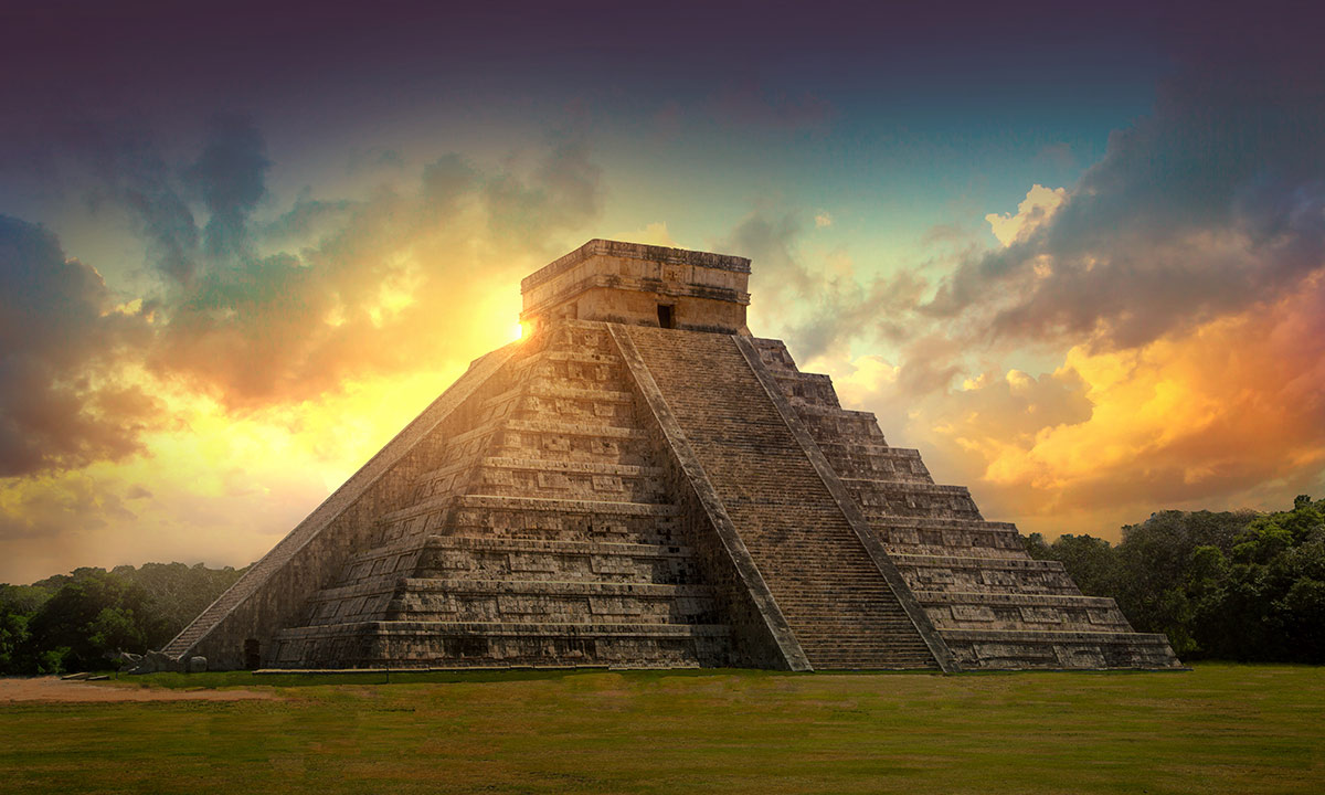 visit chichen itza in 2021