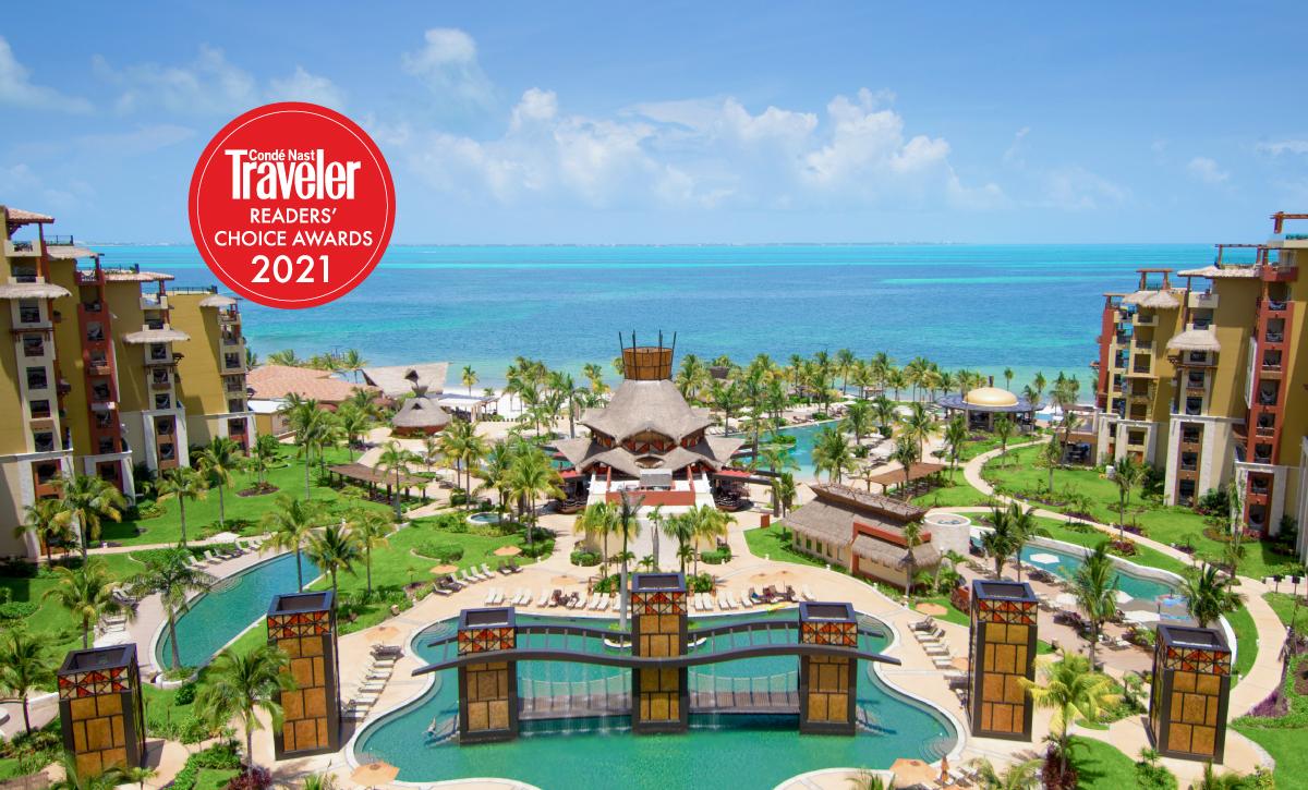villa del palmar travel choice awards nomination