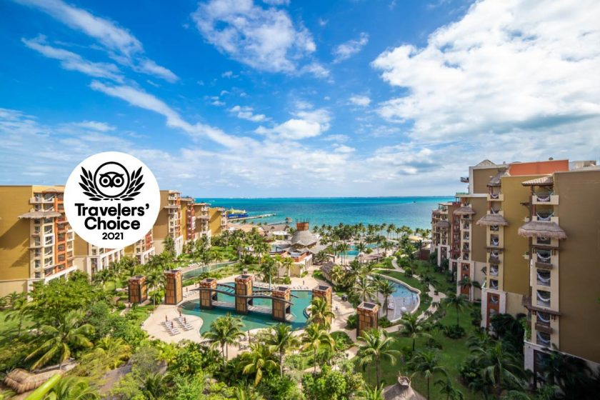 villa del palmar among the most popular resorts in the world