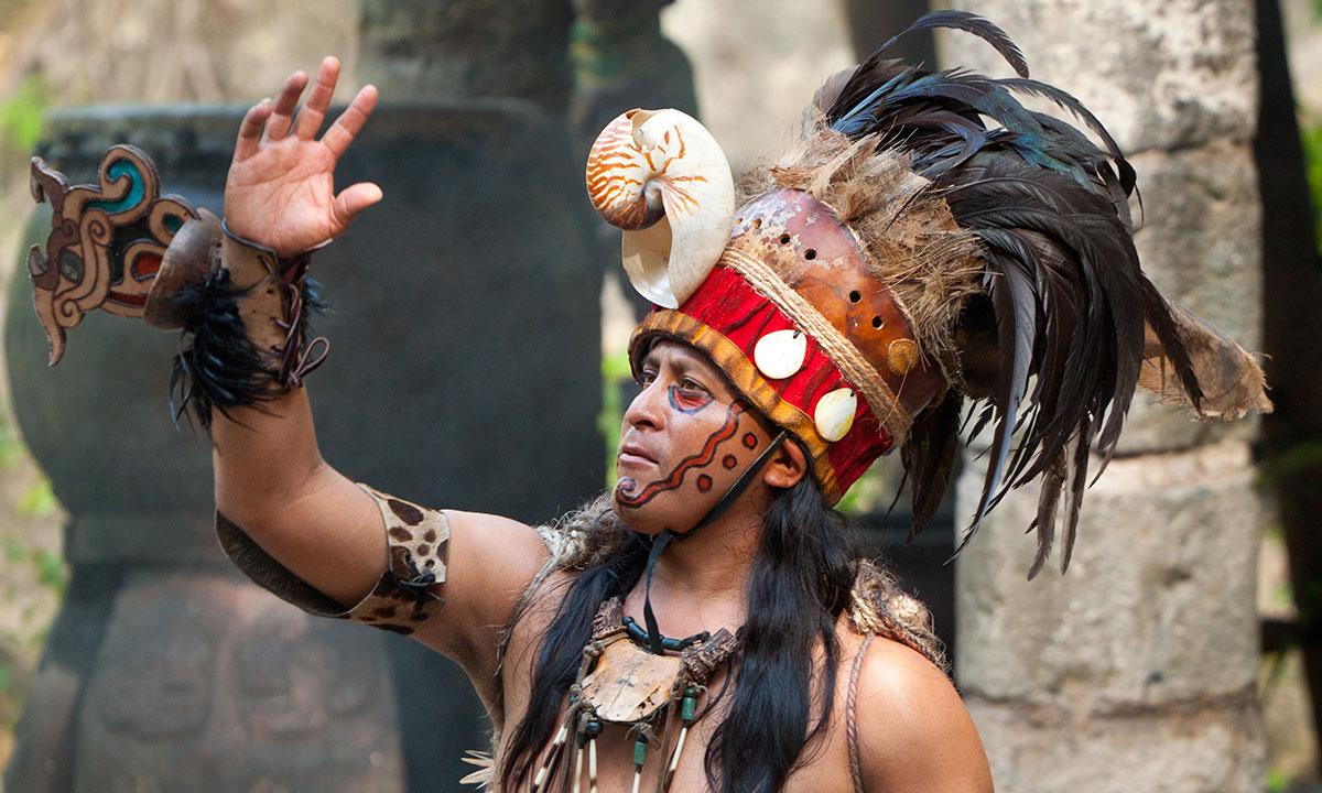 Maya traditions Maya beauty