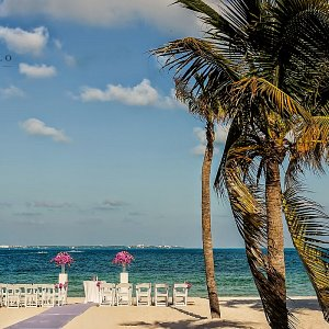 luxury weddings bodas lujo cancún misty and stephen