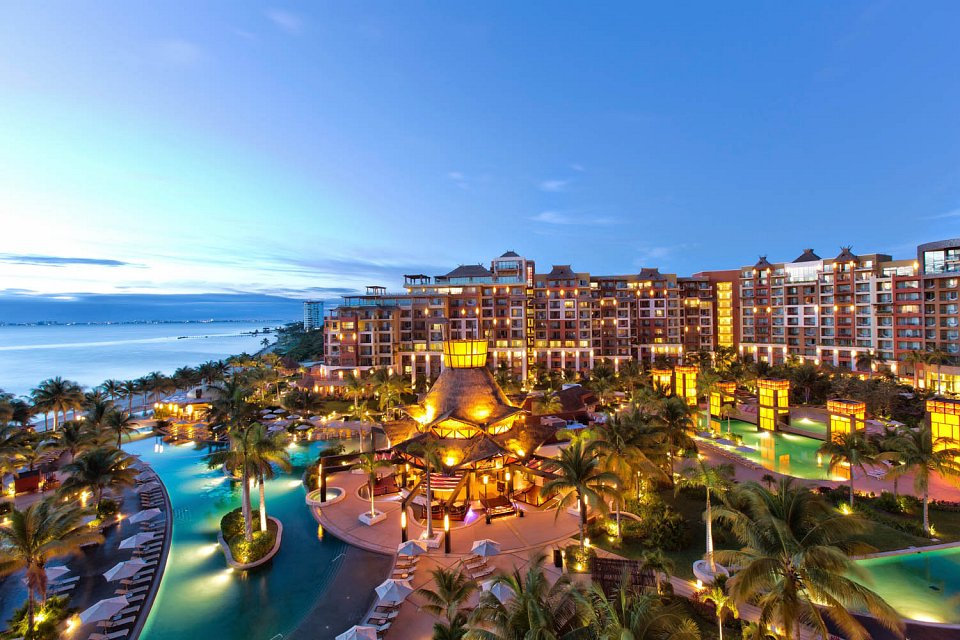 Villa Del Palmar Cancun Best Vacation Resort All Inclusive Villa