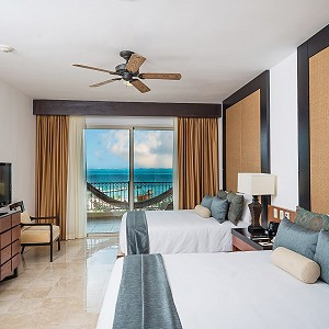 Three Bedroom Loft at Villa del Palmar Cancun