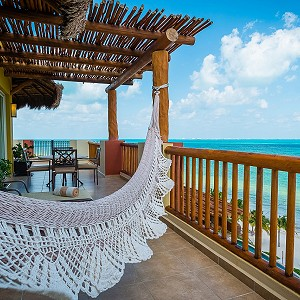 Three Bedroom Master Residence at Villa del Palmar Cancun