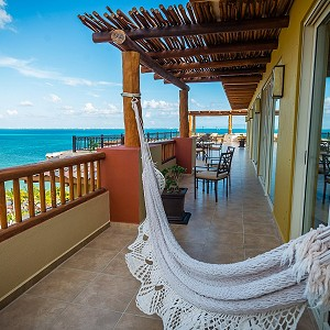 Terrace Three Bedroom Penthouse at Villa del Palmar Cancun