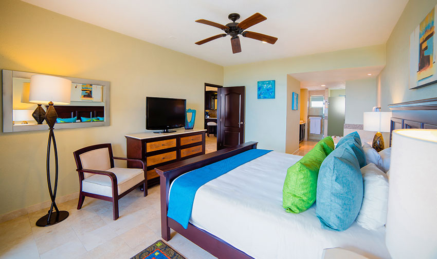 Two Bedroom Suite.  Two Bedroom Suite Villa del Palmar Canc n Cancun