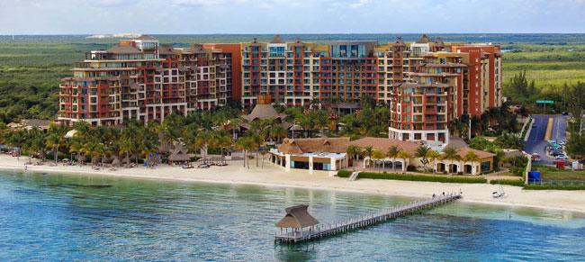 Cancun Live Webcam Villa Del Palmar Canc 250 N Resort Amp Spa
